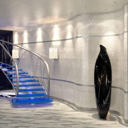 Yacht Design Treppe