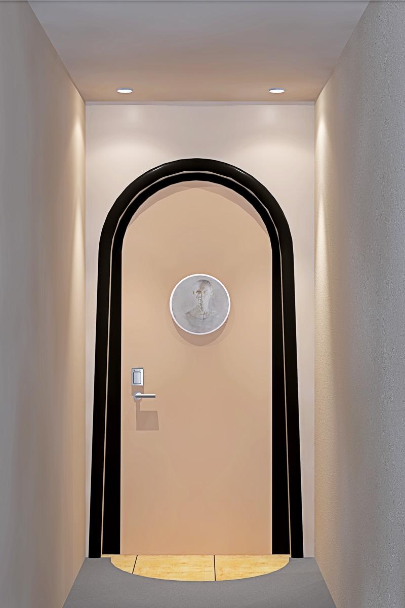 Suite Caesar Eingang